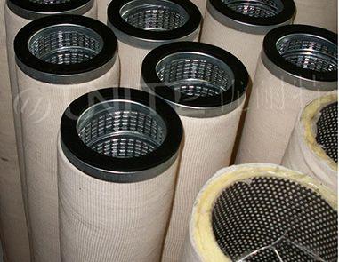天然气过滤器配套聚酯纤维滤芯