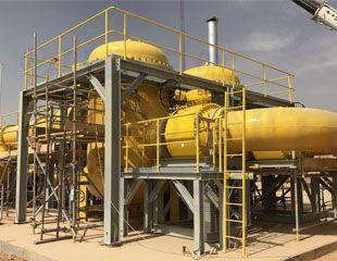 管道型天然气过滤器