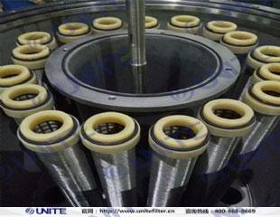 吸允式过滤器配套楔形滤芯