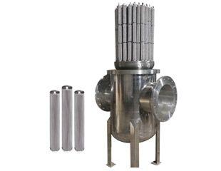 高温/高压型气体过滤器