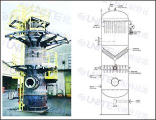 焦炉煤气过滤分离器