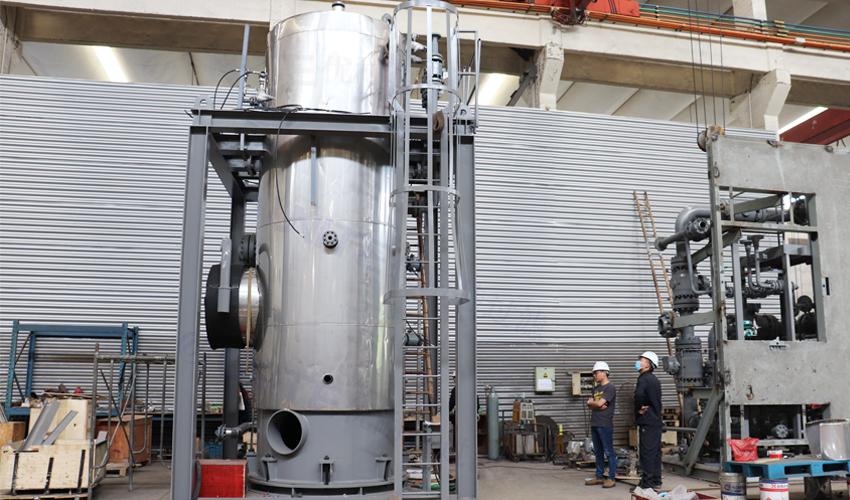 中海油-陵水17-2气田开发工程现役设施改造项目-天然气分离器设备